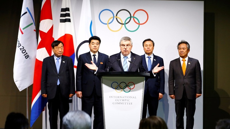 North Korea's Winter Games involvement confirmed