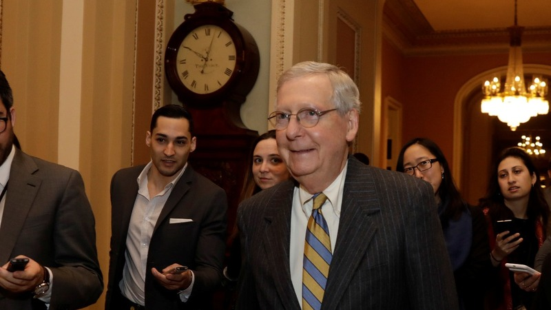 Republicans and Democrats spin the government shutdown