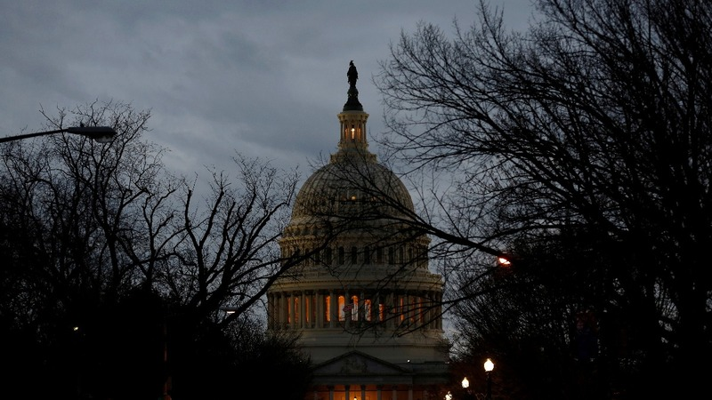 U.S. government shutdown heads into third day