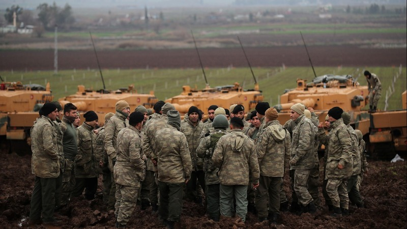 Why Turkey is fighting Kurds in Syria