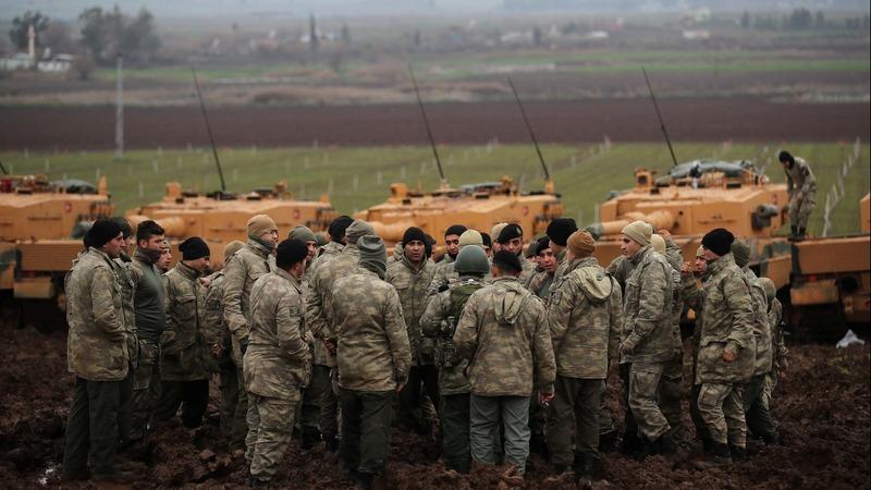 Why Turkey is fighting Kurds in Syria
