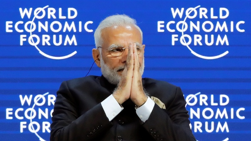 VERBATIM: India's PM 'Globalization losing its luster'