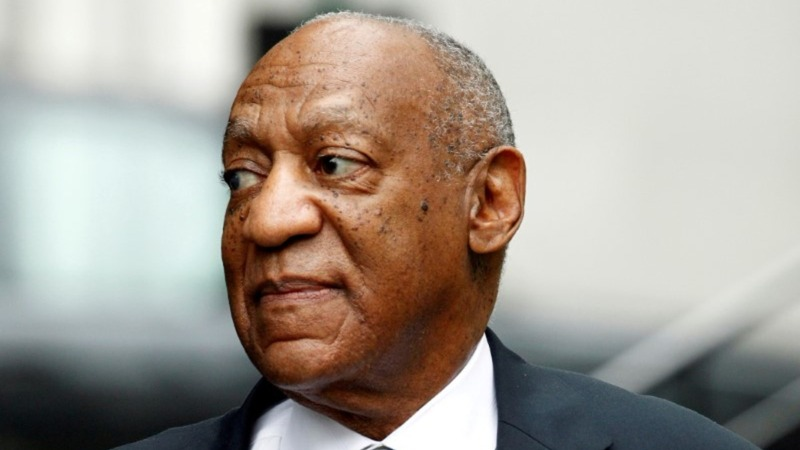 Bill Cosby's first gig since sex scandals