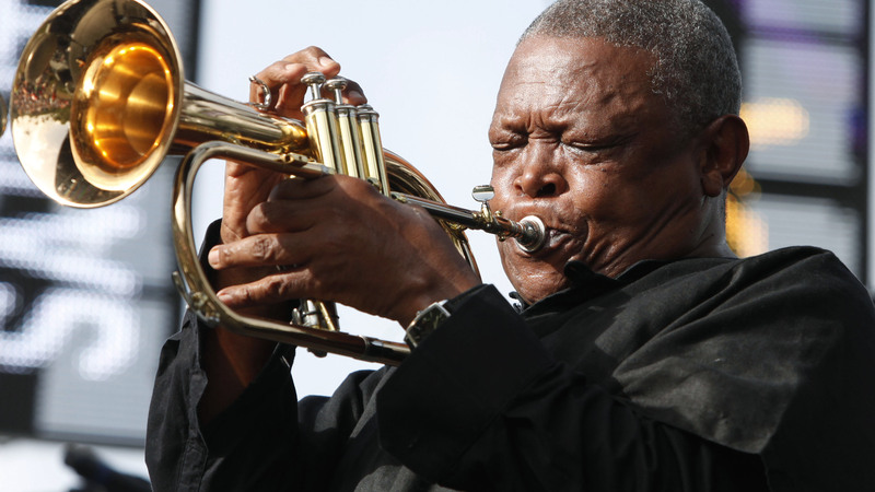 South African Jazz legend loses battle with prostate cancer