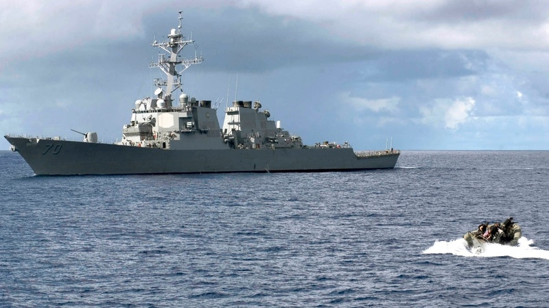 Beijing speaks out as U.S. goes quiet on South China Sea