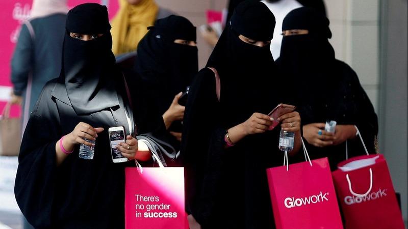 Saudi's working women