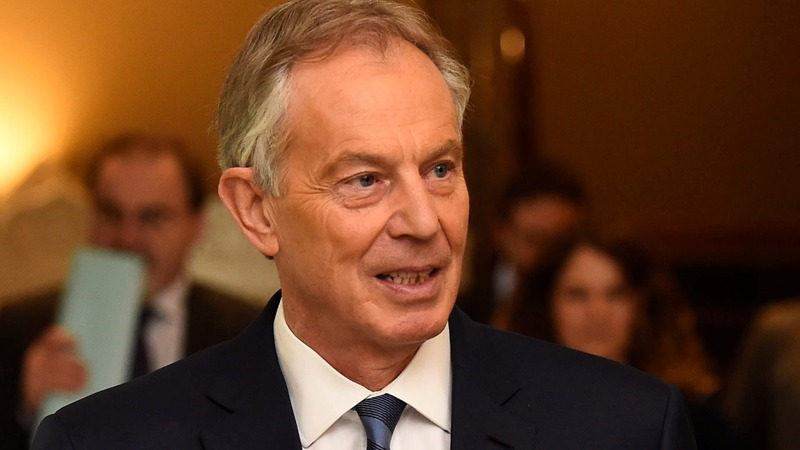 Brits have 'right to think again' on Brexit - Blair
