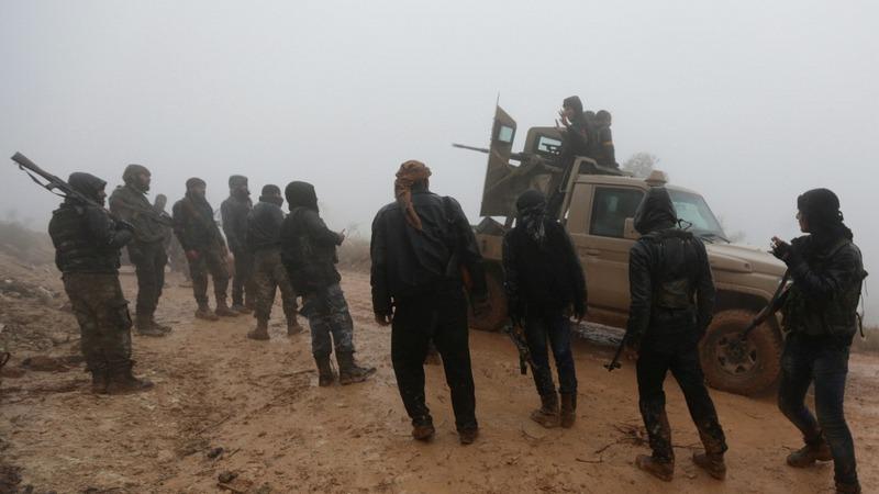 Turkey and U.S. edge towards Syrian confrontation