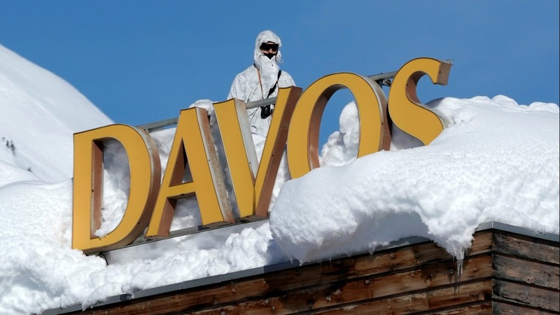Trump not the only Davos headline