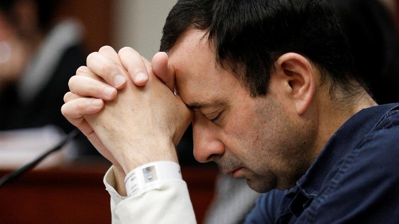 INSIGHT: Judge reads ex-gymnastics doctor's sentence