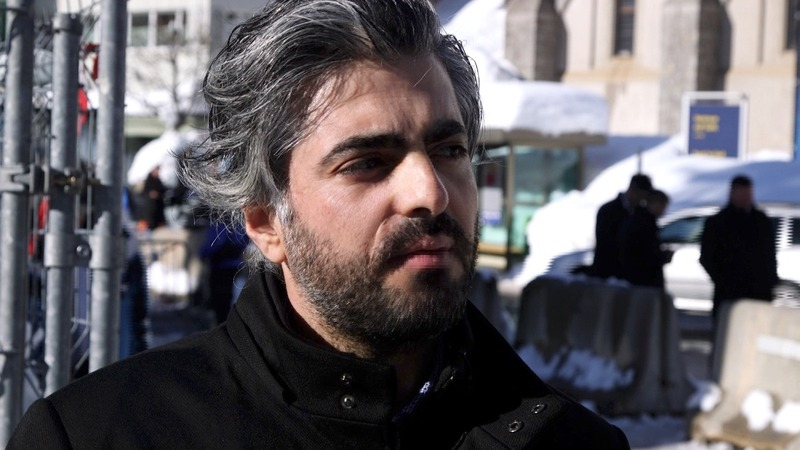 From Aleppo to Davos for Oscar-tipped film