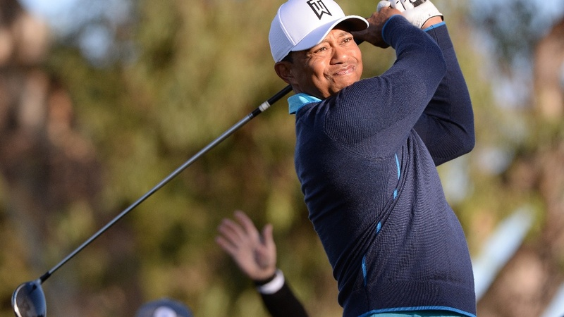 Tiger gives thumbs up on eve of PGA Tour return