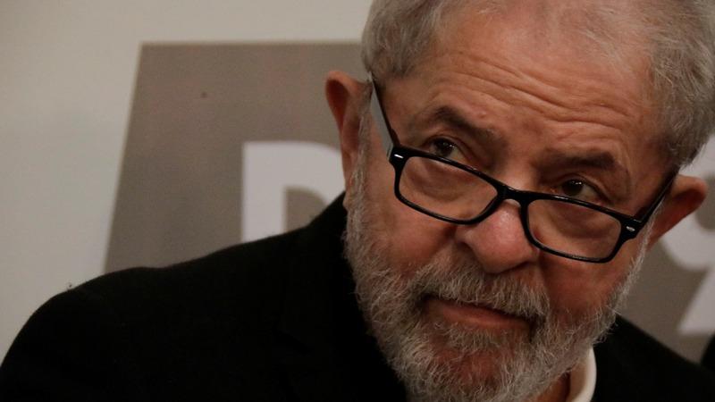 Brazil court upholds Lula conviction