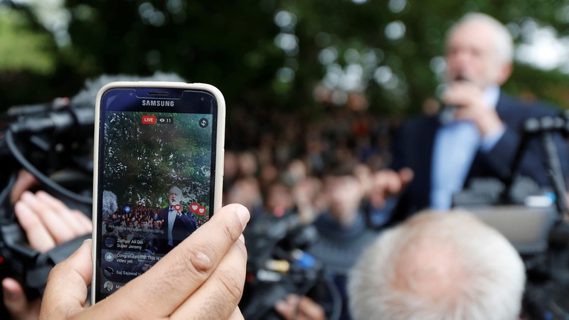 How tech can disrupt the democratic process