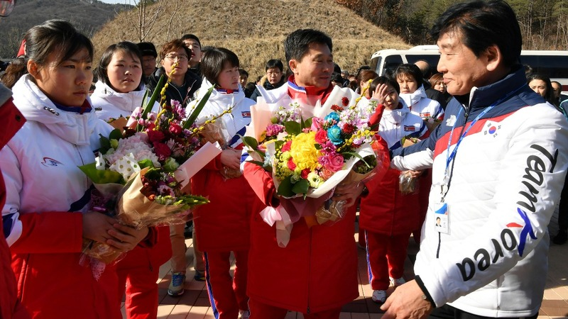 Pyongyang calls for Korean 'unity' ahead of Olympics