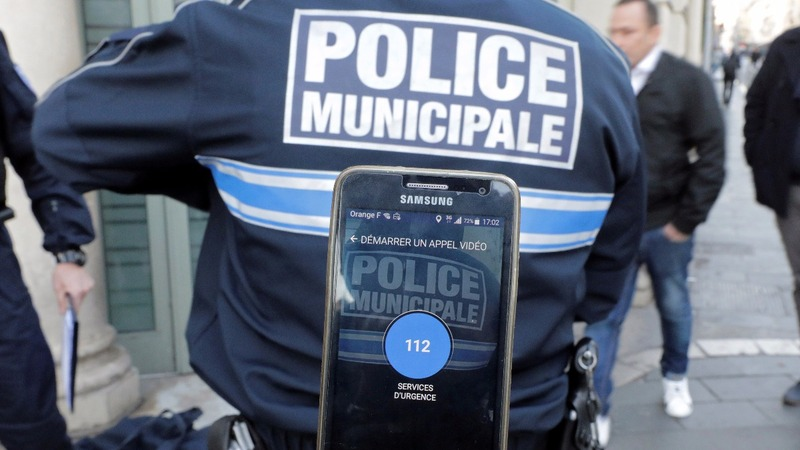 French city rolls out app for reporting crime