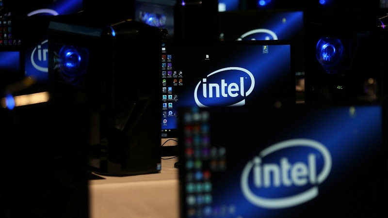Spectre and Meltdown aren't hurting Intel's profits yet