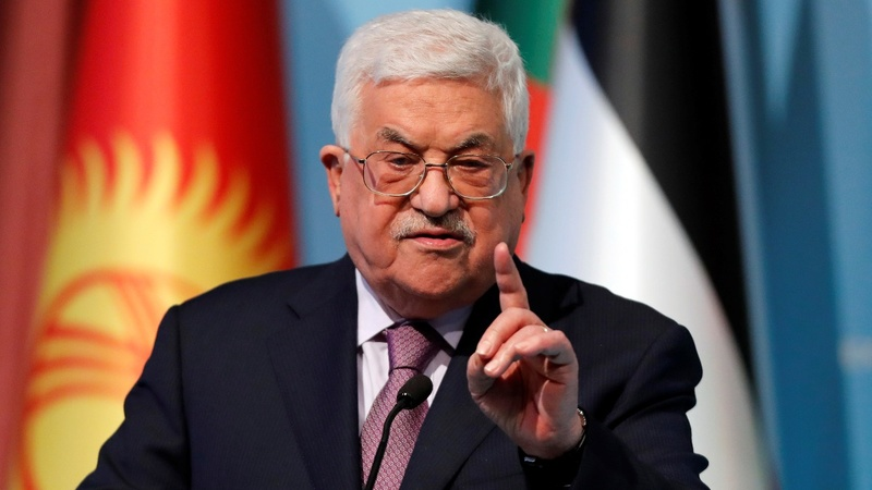 VERBATIM: Haley slams Palestinian leader Abbas