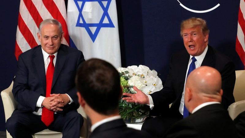 Trump threatens to withhold aid to Palestinians