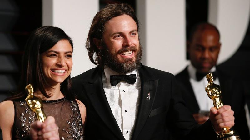 Casey Affleck withdraws as 2018 Oscar presenter
