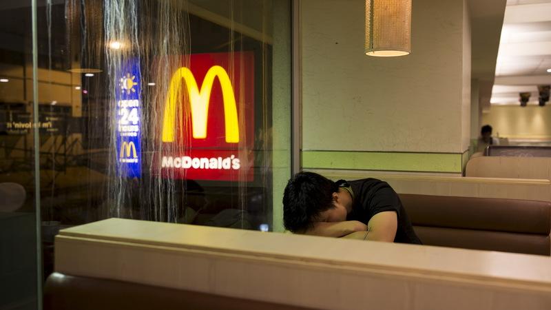 Hong Kong's homeless population surges amid soaring costs