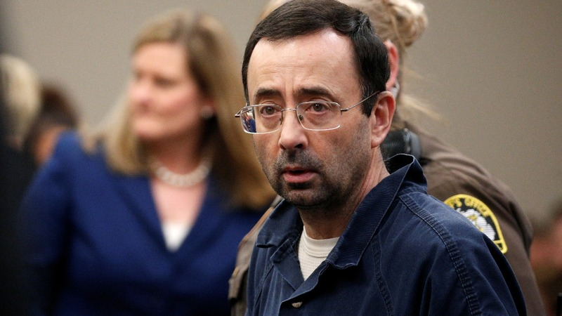 USA Gymnastics board resigns in wake of Nassar scandal
