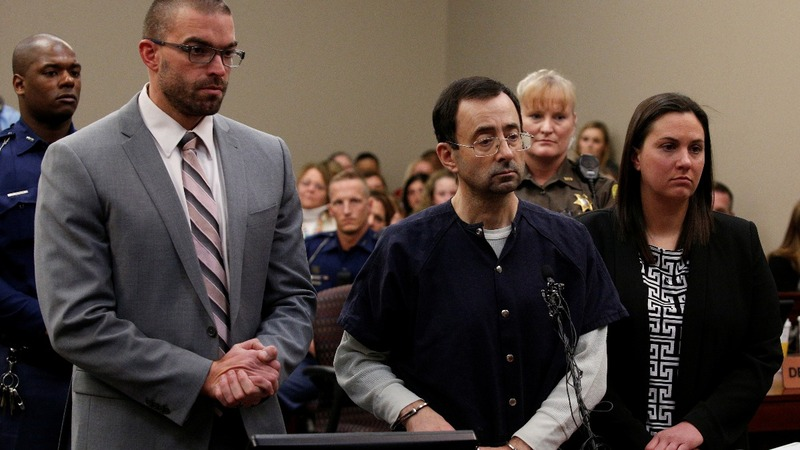 INSIGHT: Hundreds of MSU students rally for Nassar survivors