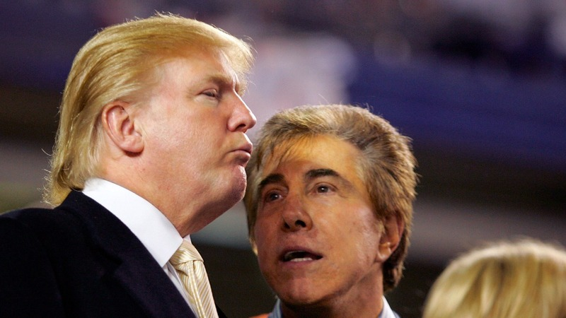 Steve Wynn resigns from RNC over misconduct allegations