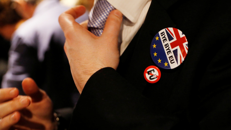 Leaked reports says UK will suffer after Brexit
