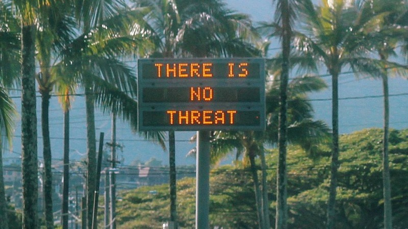 U.S. agency criticizes Hawaii over false missile alarm