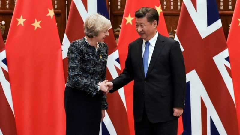 May in China: The hunt for post-Brexit trade