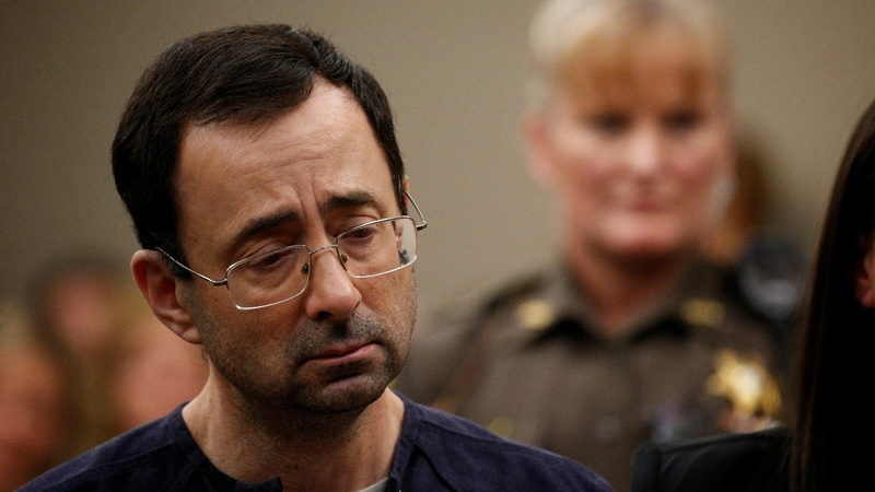 Fallout from Larry Nassar scandal as more victims testify