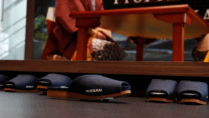 INSIGHT: Nissan slippers park themselves