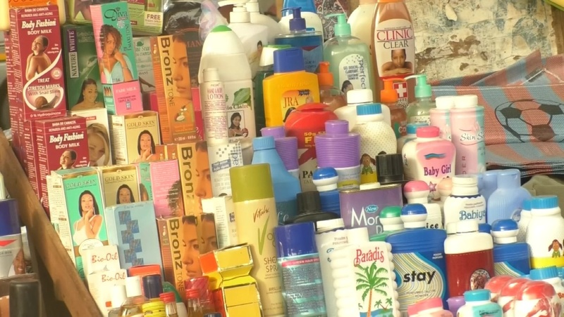 Ghana pushes to deter skin bleaching