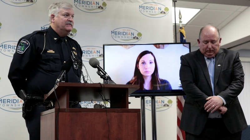 Michigan town apologizes for mishandling of Nassar case