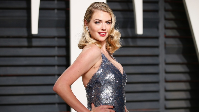 Guess shares slide after Kate Upton's #metoo tweet