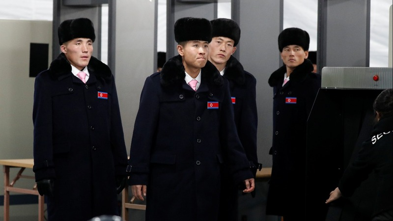 Sanctions limit North Koreans' Olympic perks