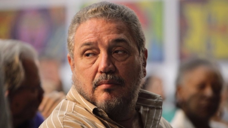 Fidel Castro's son kills himself after depression