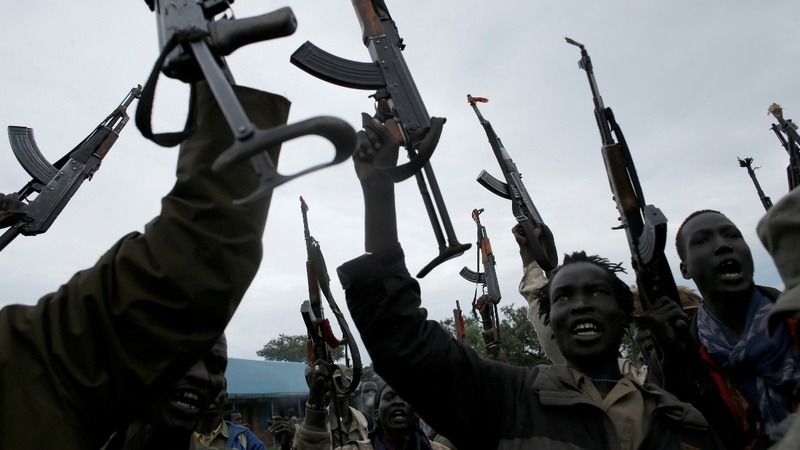 U.S. bans export of weapons to South Sudan