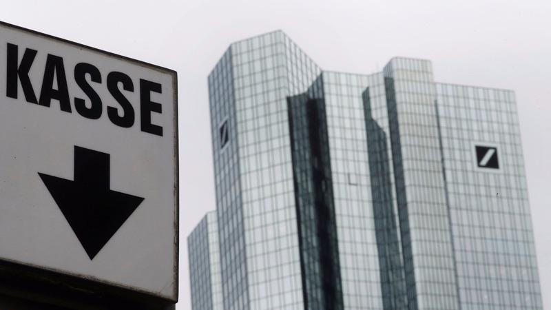 Trump tax changes contribute to Deutsche Bank losses