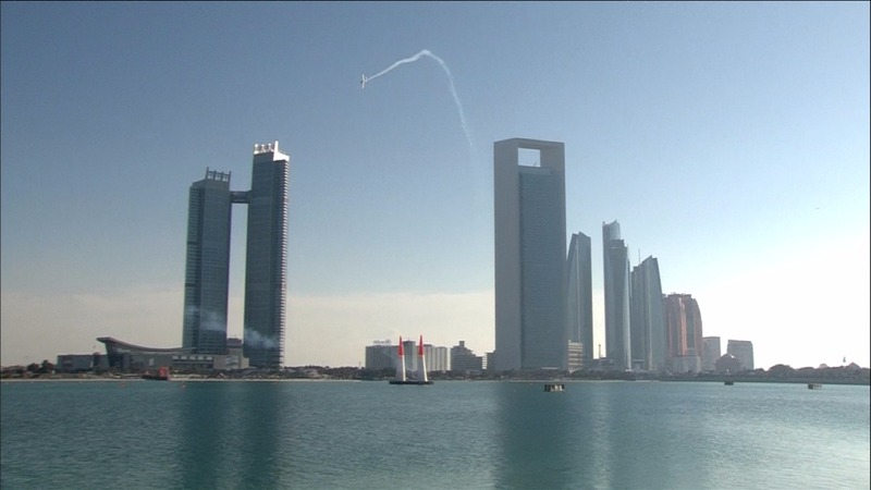 INSIGHT: Abu Dhabi's sky comes to life in air race
