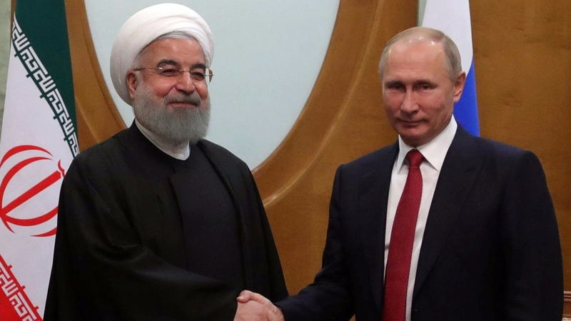 Iran raps new U.S. nuclear plan as threat to Russia