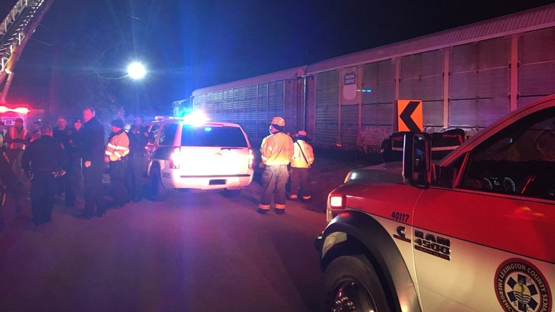 VERBATIM: 'Haz-Mat' team responded to fatal train crash