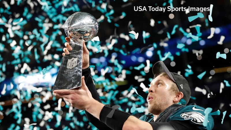 Eagles stun the Patriots for their first Super Bowl win