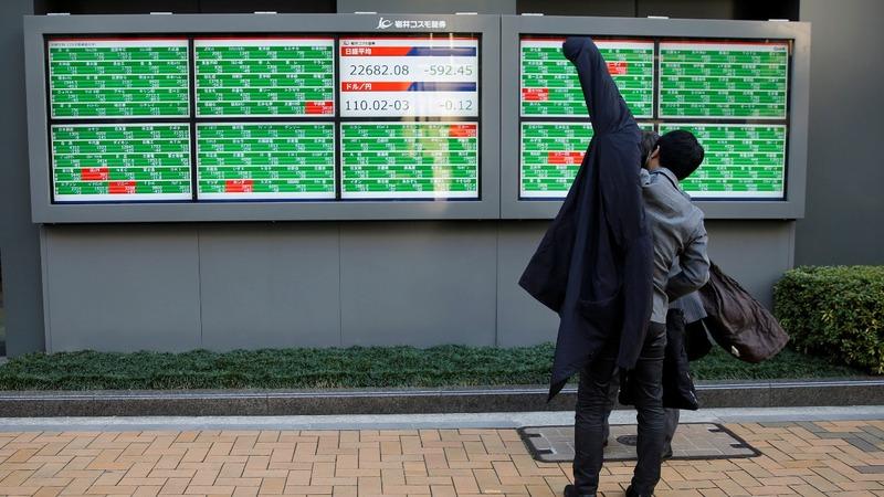U.S. inflation threat spooks global markets