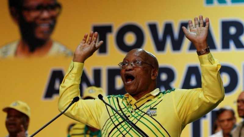 South African President Zuma faces another party challenge