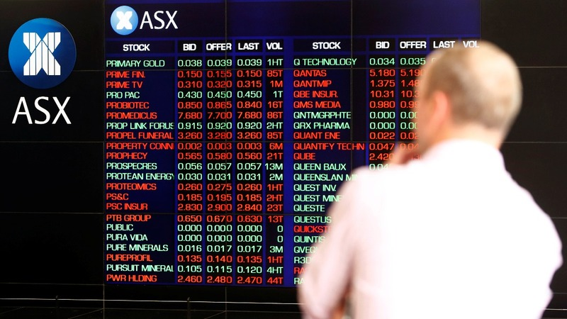 Asian stocks sink as global sell-off continues