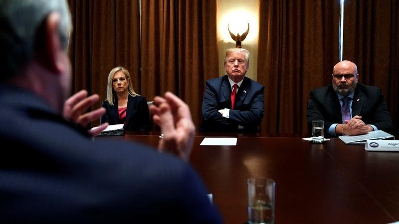 VERBATIM: 'Shut it down' if no deal on immigration - Trump