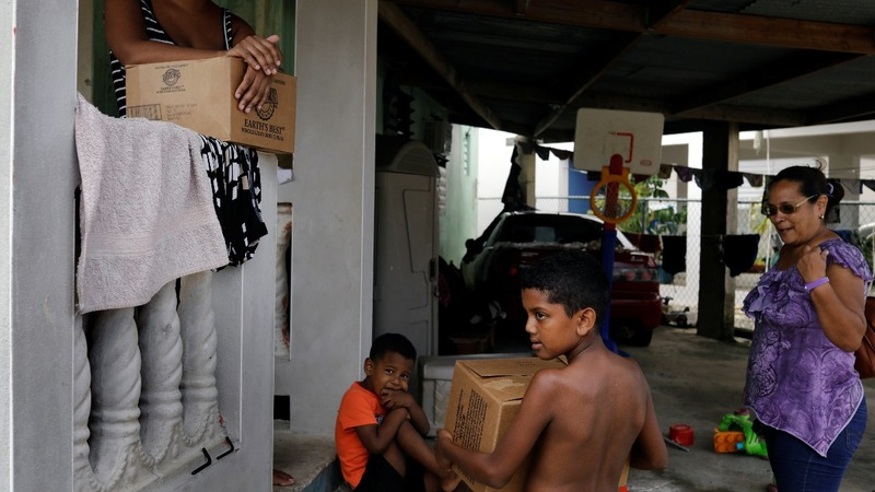 FEMA contractor fails to deliver promised meals to Puerto Rico