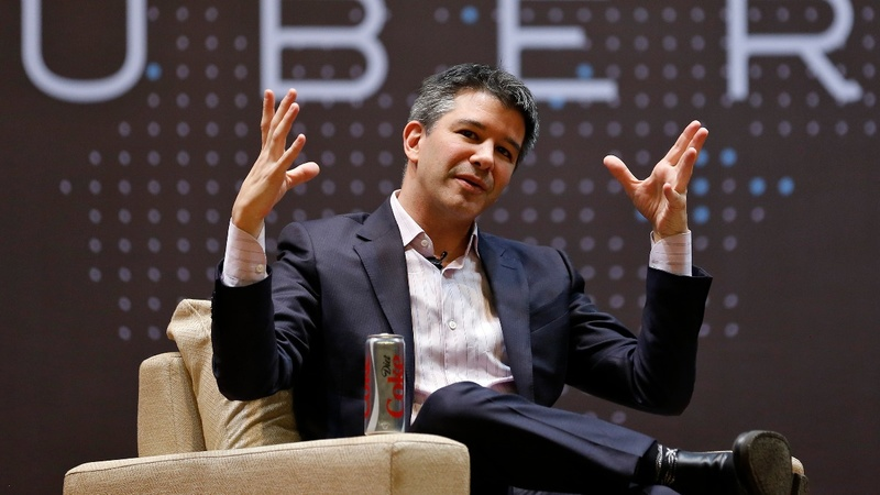 Uber co-founder Kalanick on the stand over self-driving car lawsuit